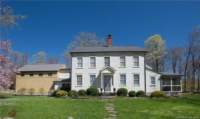 Redding Single Family Home For Sale: 91 Limekiln Road