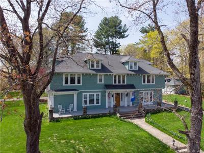 Stafford Single Family Home For Sale: 8 East Street