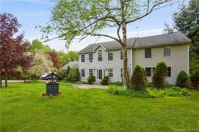 New Hartford Single Family Home For Sale: 37 Hidden Hill Road