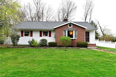 Brookfield Single Family Home For Sale: 10 North Pleasant Rise