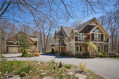 Stonington Single Family Home For Sale: 17 Back Acres Way
