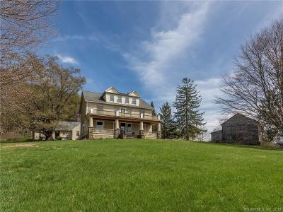 Morris Single Family Home For Sale: 160 East Shore Road