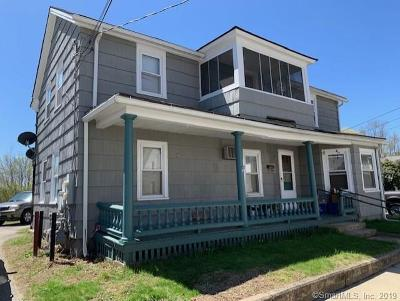 Putnam Multi Family Home For Sale: 48-50 Battey Street