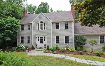 Woodbury Single Family Home For Sale: 7 Essex Lane