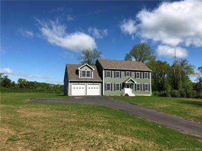 New London County Single Family Home For Sale: 298 Westchester Road