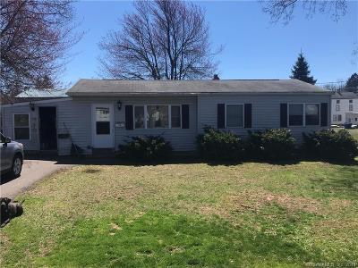 Ellington Single Family Home For Sale: 11 Bancroft Road
