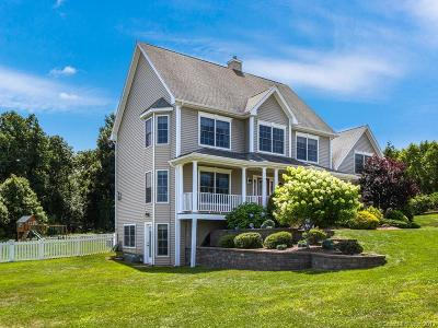 Tolland Single Family Home For Sale: 10 Zoey Place