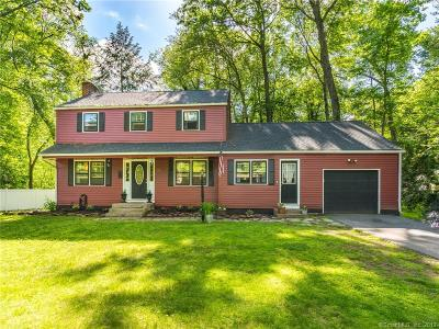 Windsor Single Family Home For Sale: 23 Colonial Drive