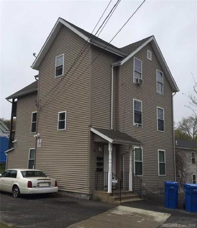 Waterbury Multi Family Home For Sale: 35 Lawrence Street
