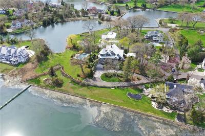 Darien Single Family Home For Sale: 15 Edgehill Drive