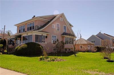 Hartford Single Family Home For Sale: 689 Franklin Avenue