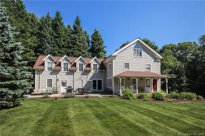 Brookfield Single Family Home For Sale: 86 Obtuse Road South