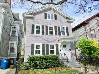 New Haven Multi Family Home For Sale: 37 Edwards Street
