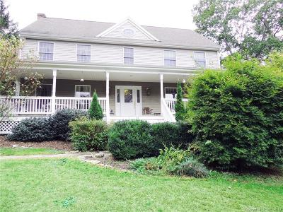 Redding Single Family Home For Sale: 94a Hopewell Woods Road