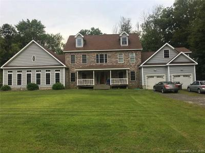 Hampton Single Family Home For Sale: 885 Pudding Hill Road
