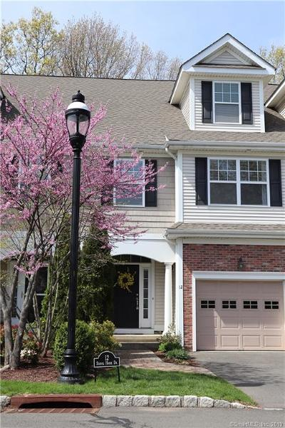West Hartford Condo/Townhouse For Sale: 12 Schoolhouse Drive #3-I