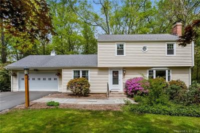 Avon Single Family Home For Sale: 71 Winding Lane