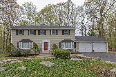 Trumbull Single Family Home For Sale: 78 Primrose Drive