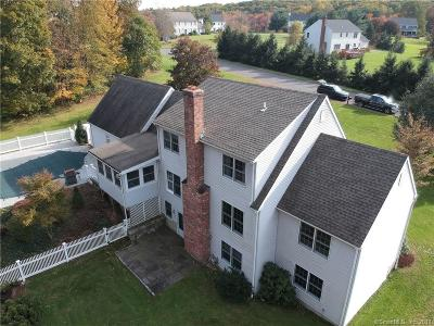 Woodbury Single Family Home For Sale: 68 Pond Valley Road