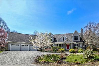 Stonington Single Family Home For Sale: 7 Black Duck Road