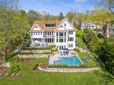 Darien, Easton, Fairfield, New Canaan, New Fairfield, Newtown, Norwalk, Redding, Ridgefield, Shelton, Stamford, Trumbull, Westport, Beacon Falls, Branford, Guilford, Milford, Southbury, West Haven Single Family Home For Sale: 33 Woodside Avenue