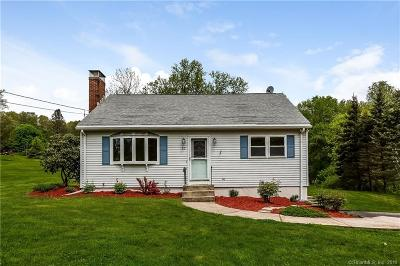 Tolland Single Family Home For Sale: 17 Torry Road