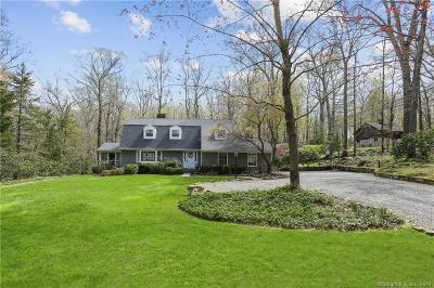 Fairfield Single Family Home For Sale: 50 Judges Hollow Road