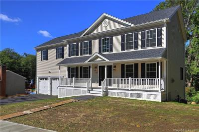Milford CT Single Family Home For Sale: $624,900