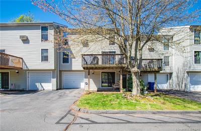 Newington Condo/Townhouse For Sale: 18 Horizon Hill Road #18