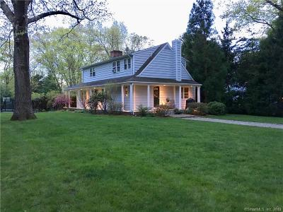 Westport Single Family Home For Sale: 6 Pond Road