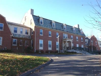 Wethersfield Condo/Townhouse For Sale: 295 Ridge Road #9