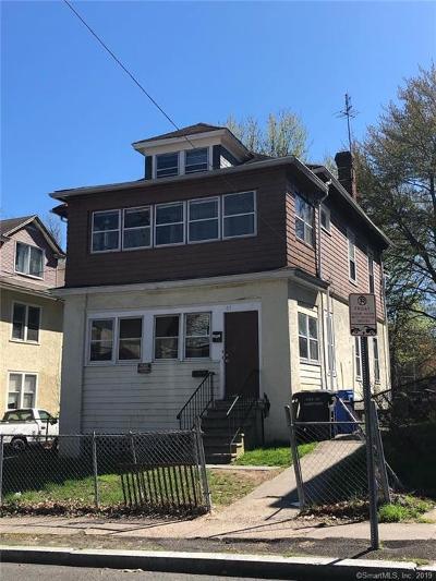 Hartford Multi Family Home For Sale: 87 Mansfield Street