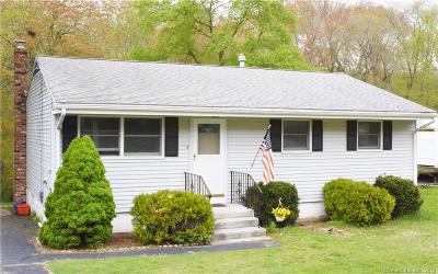 Stonington Single Family Home For Sale: 35 Shawondassee Drive