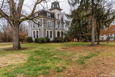 South Windsor Single Family Home For Sale: 793 Main Street