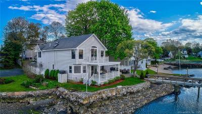 Branford Single Family Home For Sale: 12 Etzel Road