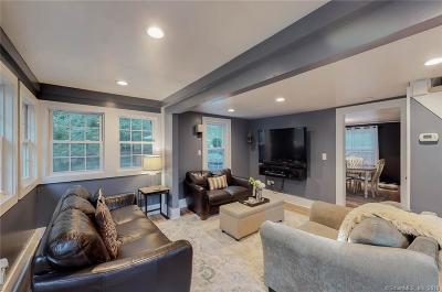 New Canaan Single Family Home For Sale: 273 Mill Road