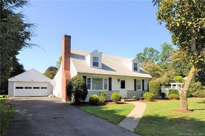 Fairfield Single Family Home For Sale: 47 Duck Farm Road