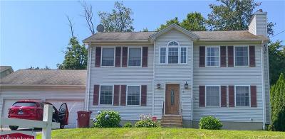 Naugatuck Single Family Home For Sale: 11 Fairfield Court