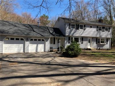 Marlborough Single Family Home For Sale: 114 Saner Road