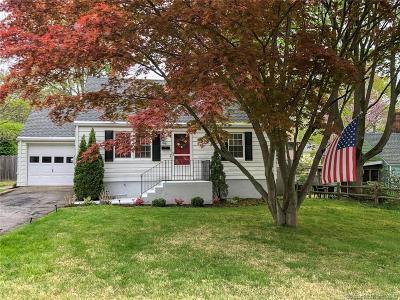 Stamford Single Family Home For Sale: 59 Sleepy Hollow Lane