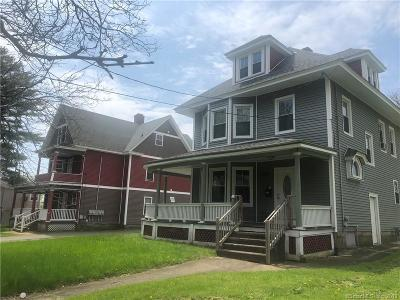 New Haven Multi Family Home For Sale: 1146-1154 Quinnipiac Avenue
