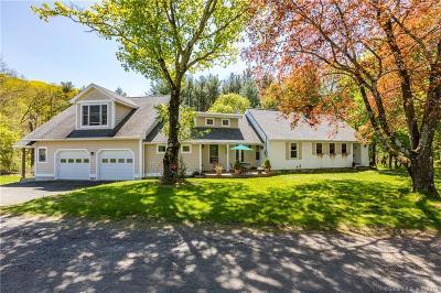 Redding Single Family Home For Sale: 626 Redding Road