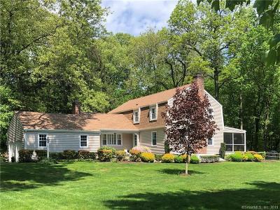 Fairfield Single Family Home For Sale: 224 Fallowfield Road