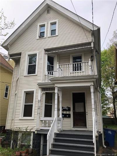 New Haven Multi Family Home For Sale: 54 Lawrence Street