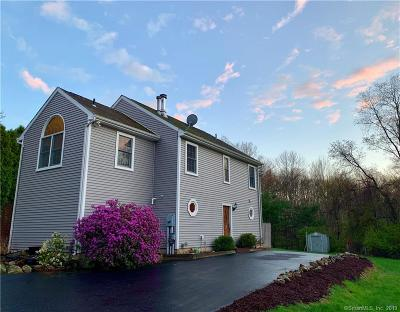 Hebron Single Family Home For Sale: 338 Old Colchester Road