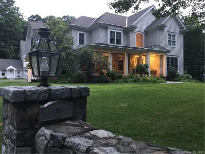 Norwalk Single Family Home For Sale: 7 River Road