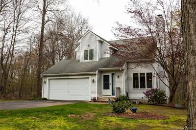 Hebron Single Family Home For Sale: 119 Scarboro Road