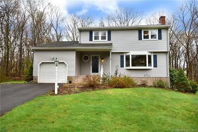 Tolland Single Family Home For Sale: 58 Robin Circle