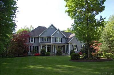 Tolland Single Family Home For Sale: 61 Sugar Bush Lane