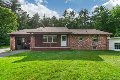 Stafford Single Family Home For Sale: 230 Orcuttville Road